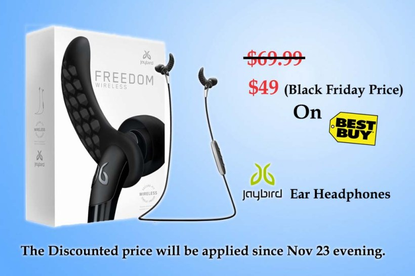 Freedom F5 Wireless In-Ear Headphones